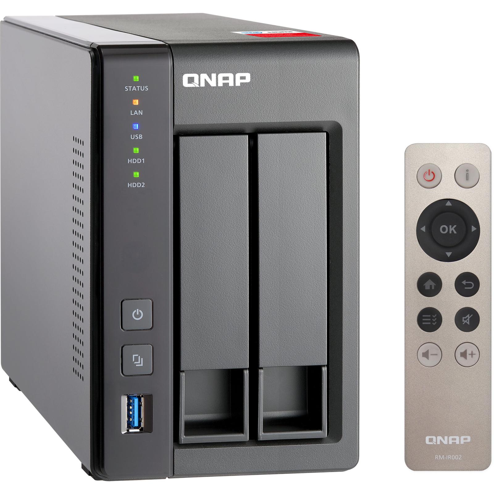 NAS QNap TS-251+ изображение 4