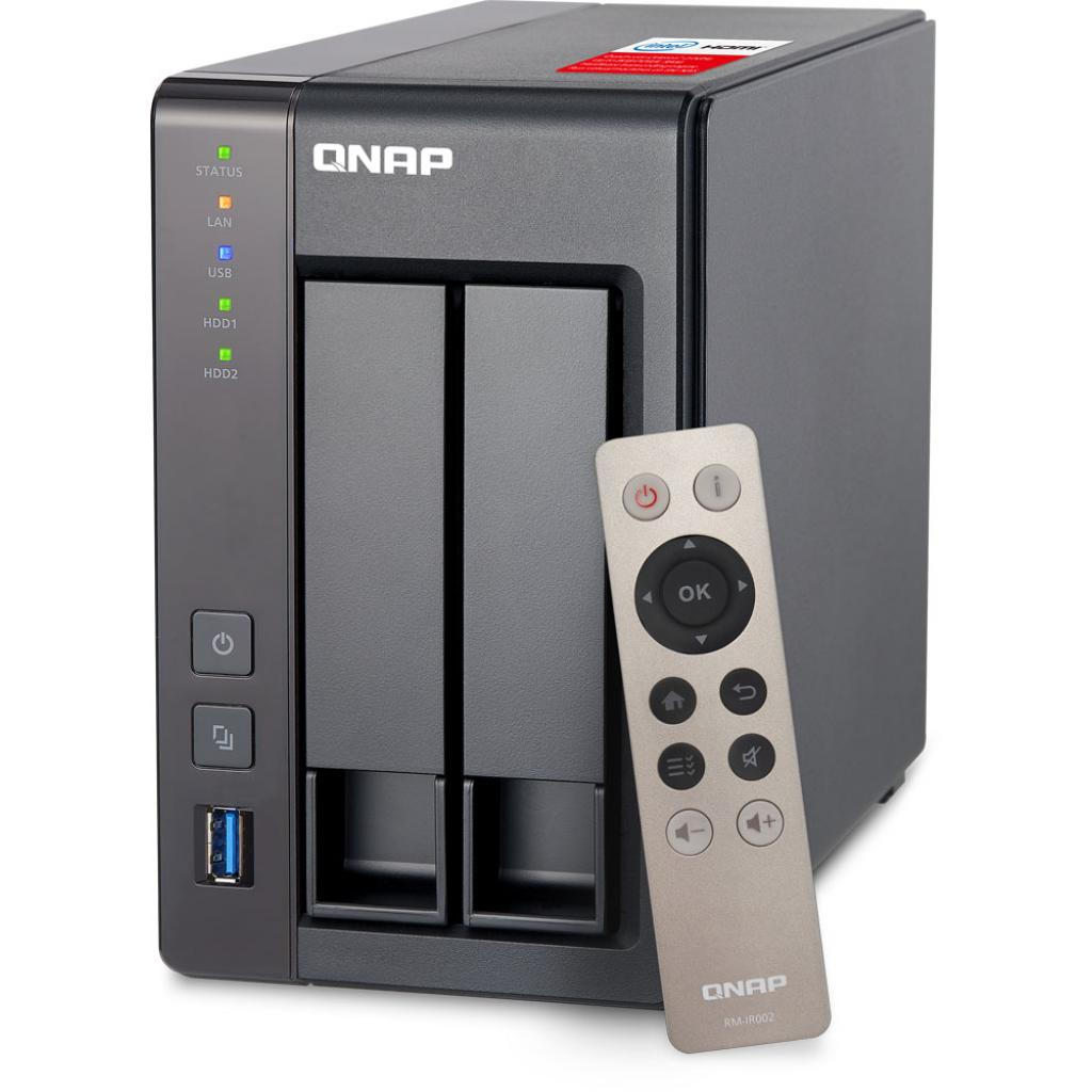 NAS QNap TS-251+ изображение 7