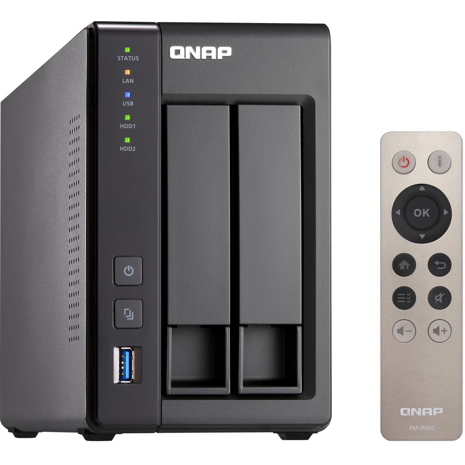 NAS QNap TS-251+ изображение 8