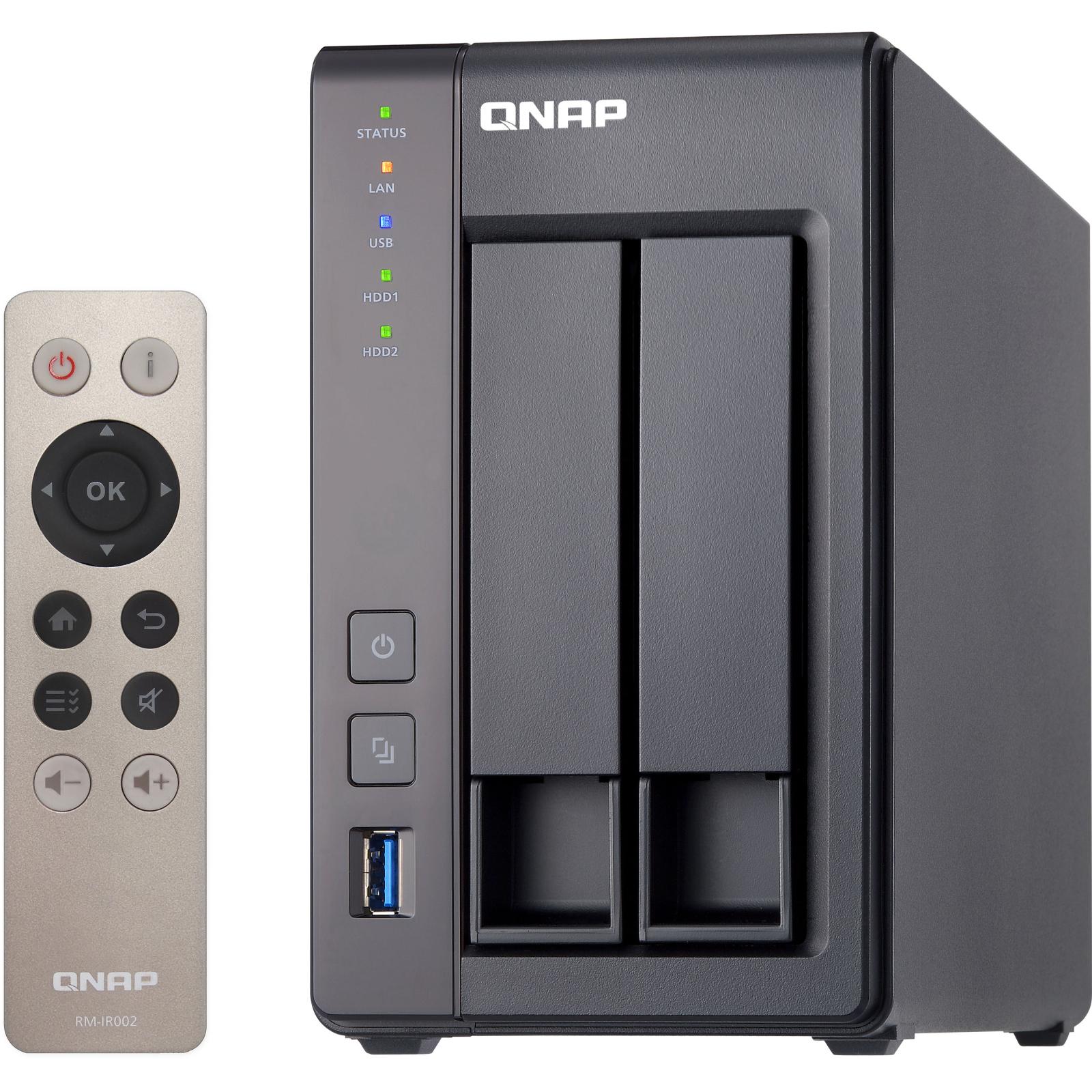 NAS QNap TS-251+ изображение 9