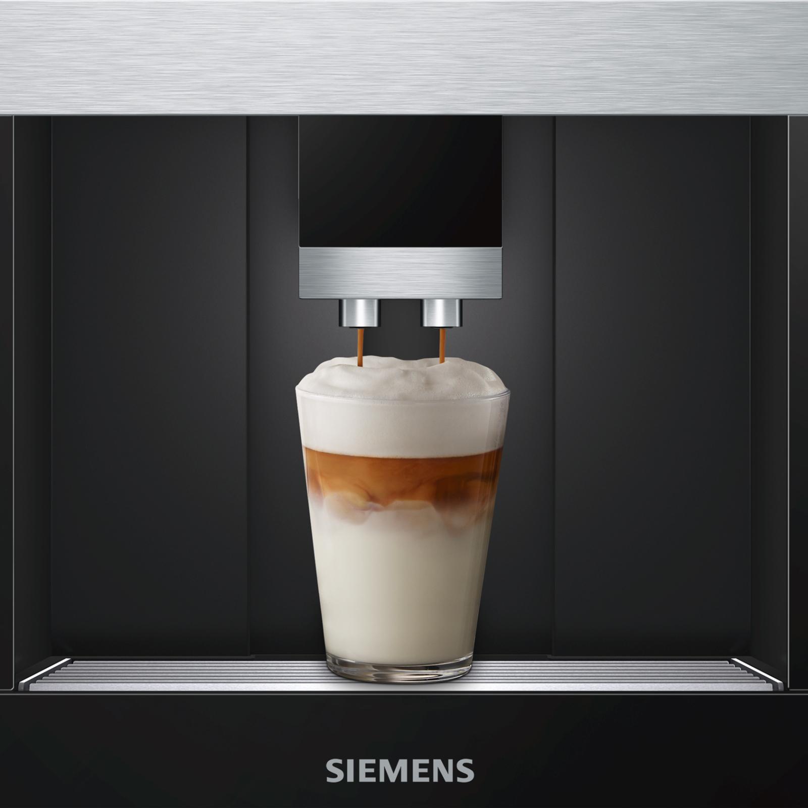 Кофеварка Siemens CT 636 LES1 (CT636LES1) изображение 2