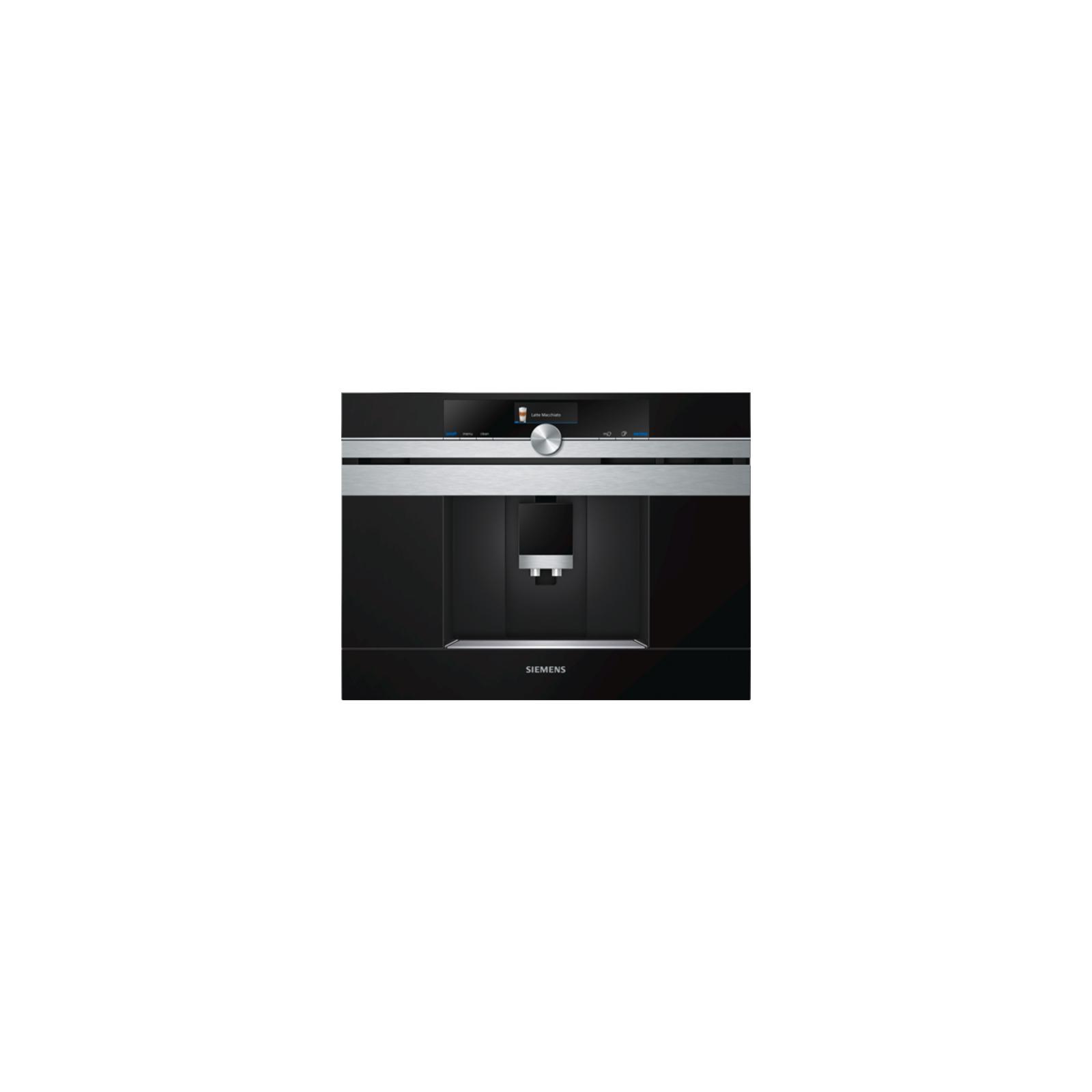 Кофеварка Siemens CT 636 LES1 (CT636LES1)