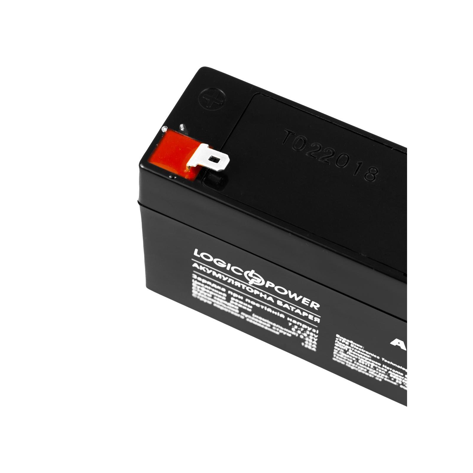 Батарея к ИБП LogicPower LPM 6В 2.8 Ач (4622) изображение 3