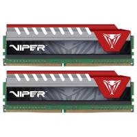Модуль памяти для компьютера DDR4 8GB (2x4GB) 2666 MHz Elite Patriot (PVE48G266C5KRD)