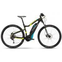 Электровелосипед Haibike SDURO HardNine 5.0 400Wh 2017, рама 55см, черный (4542420755)
