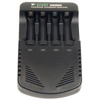 Зарядное устройство для аккумуляторов PowerPlant PP-EU402 / АА, AAA (AA620005)