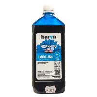 Чернила BARVA EPSON L800/L810/L850/L1800 1кг CYAN (T6732) (L800-464)