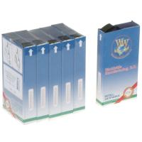 Лента к принтерам WWM 13мм*12М Refill STD Black*5шт (л/м) (R13.12SM5)