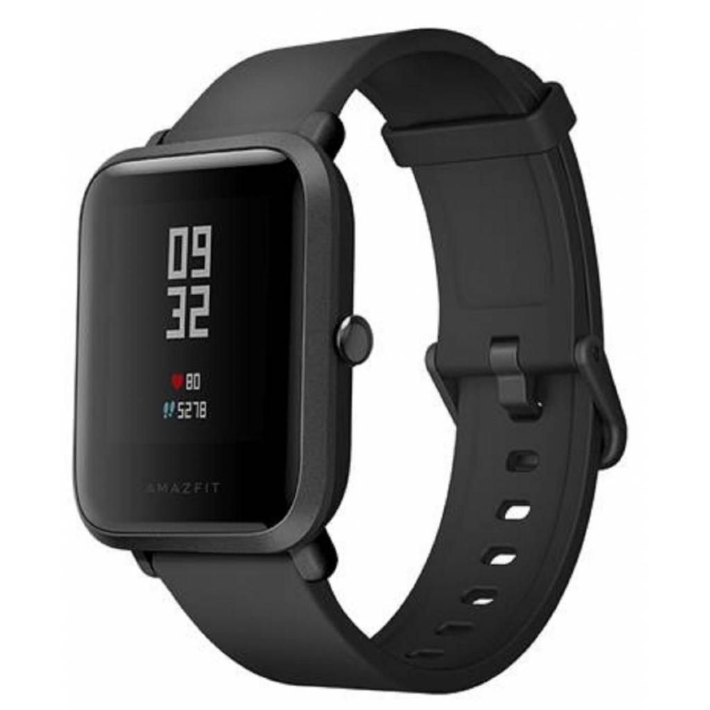 Смарт-годинник Amazfit Bip Black (UYG4021RT) ціни в Києві та Українi ... ca16c432fca80