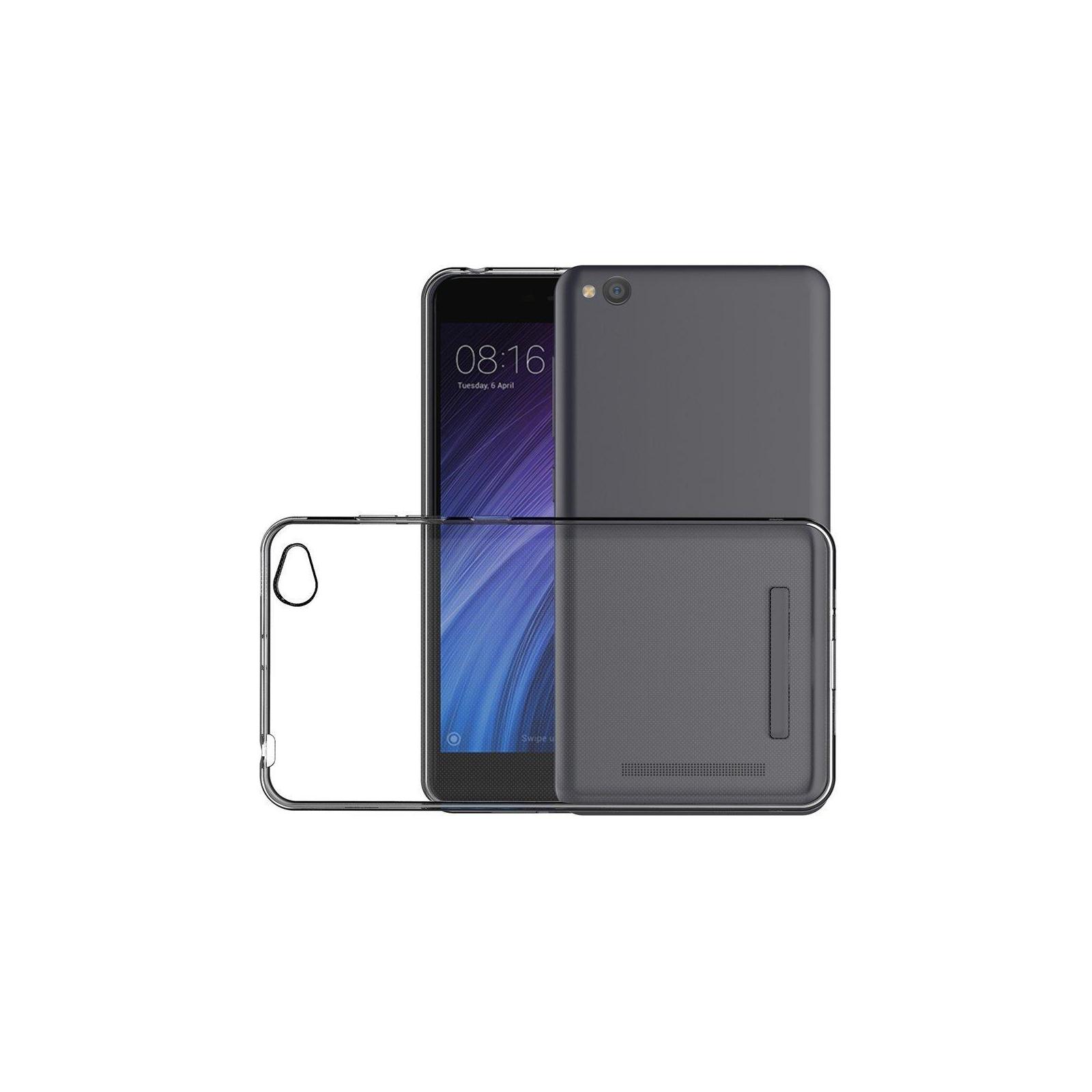 Чехол для моб. телефона Laudtec для Xiaomi Redmi 5A Clear tpu (Transperent) (LC-XR5A) изображение 3