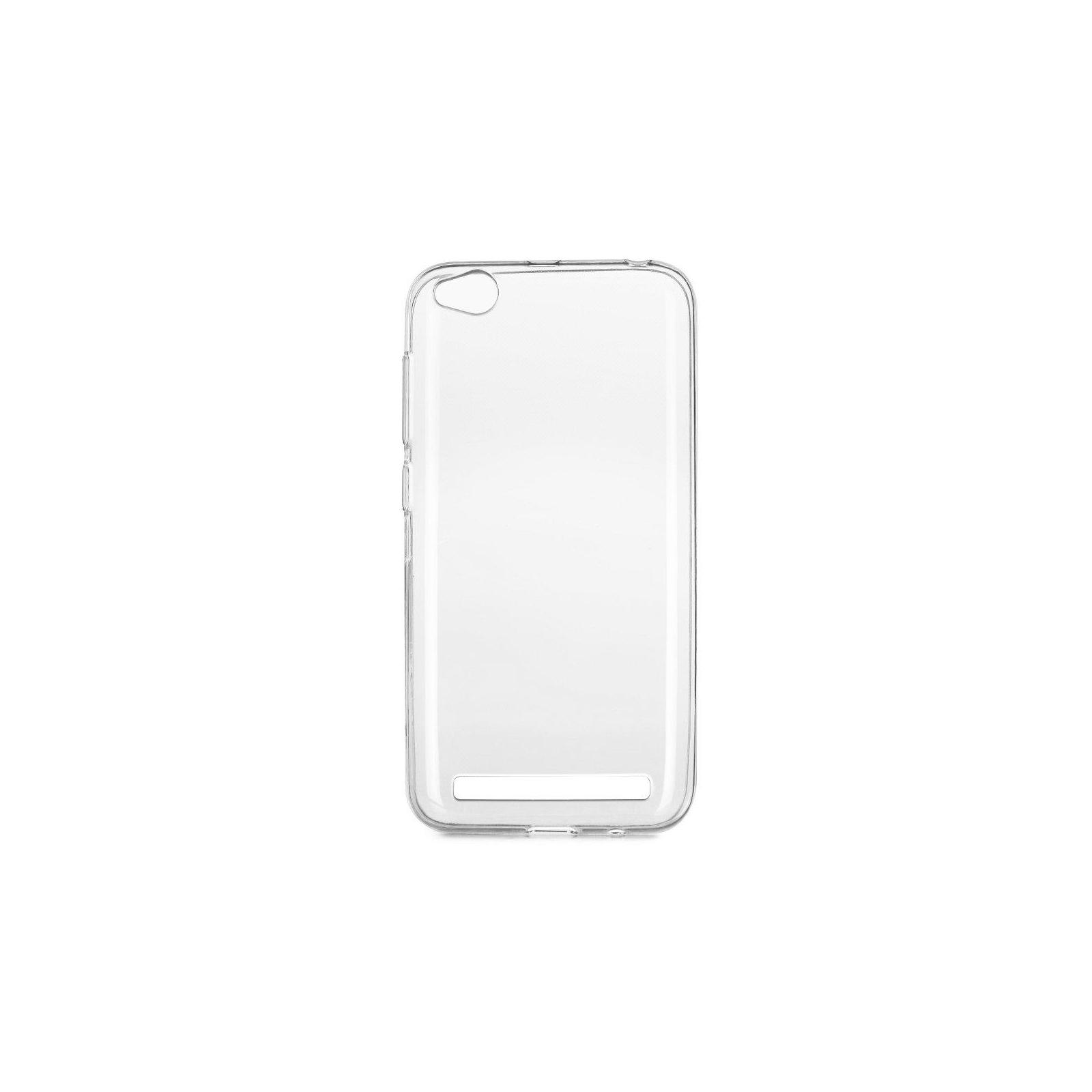 Чехол для моб. телефона Laudtec для Xiaomi Redmi 5A Clear tpu (Transperent) (LC-XR5A) изображение 4