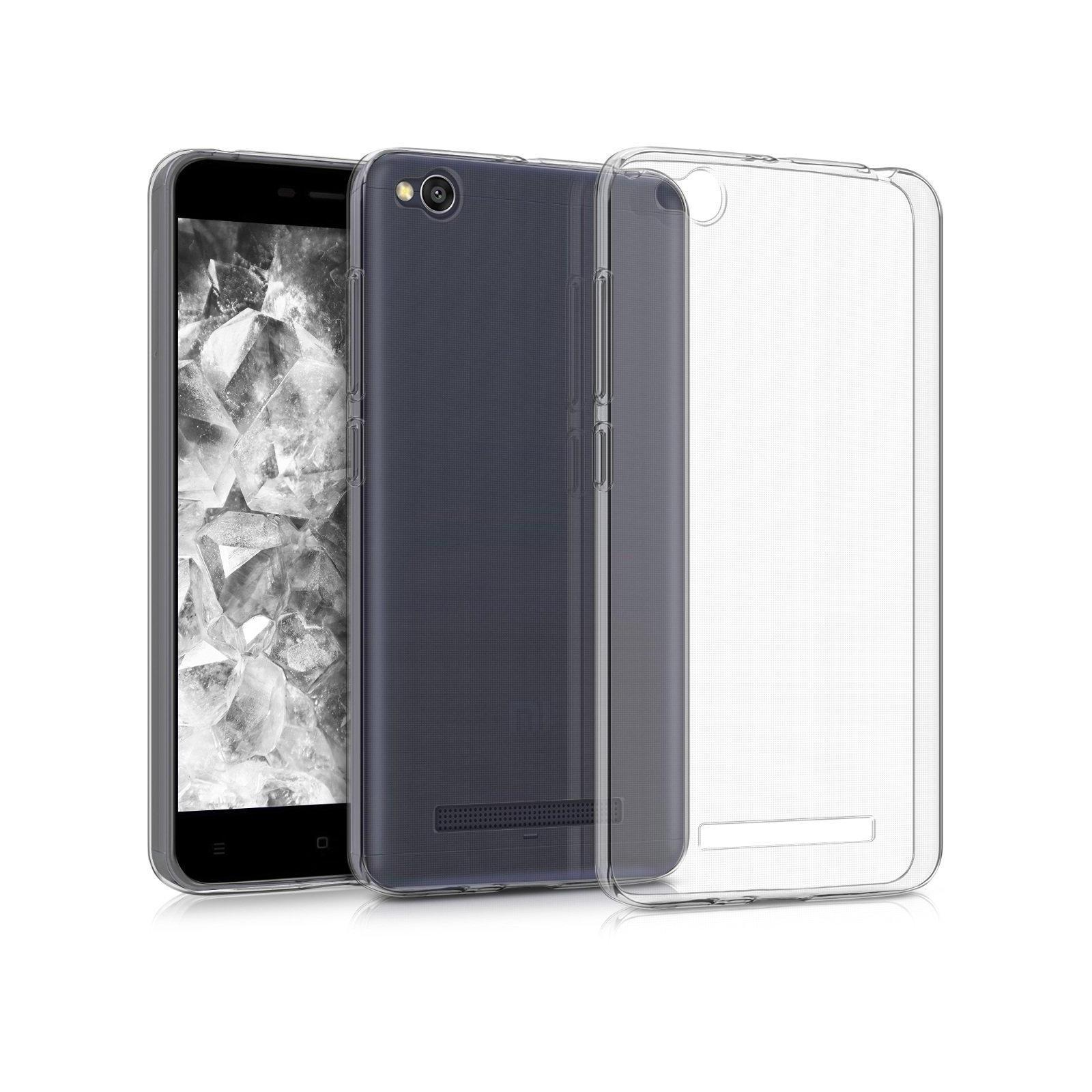 Чехол для моб. телефона Laudtec для Xiaomi Redmi 5A Clear tpu (Transperent) (LC-XR5A) изображение 5