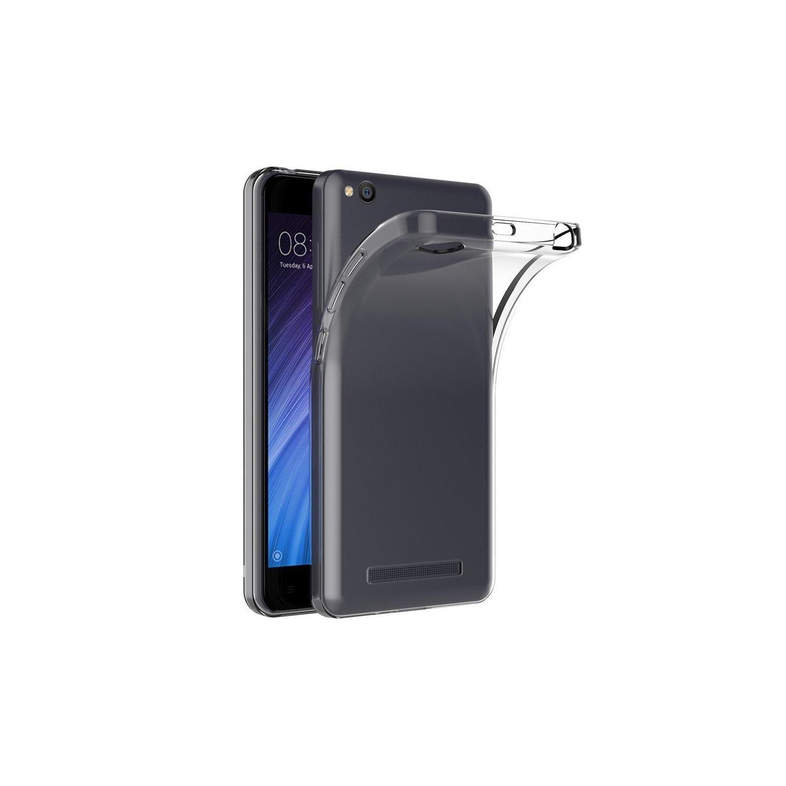 Чехол для моб. телефона Laudtec для Xiaomi Redmi 5A Clear tpu (Transperent) (LC-XR5A)
