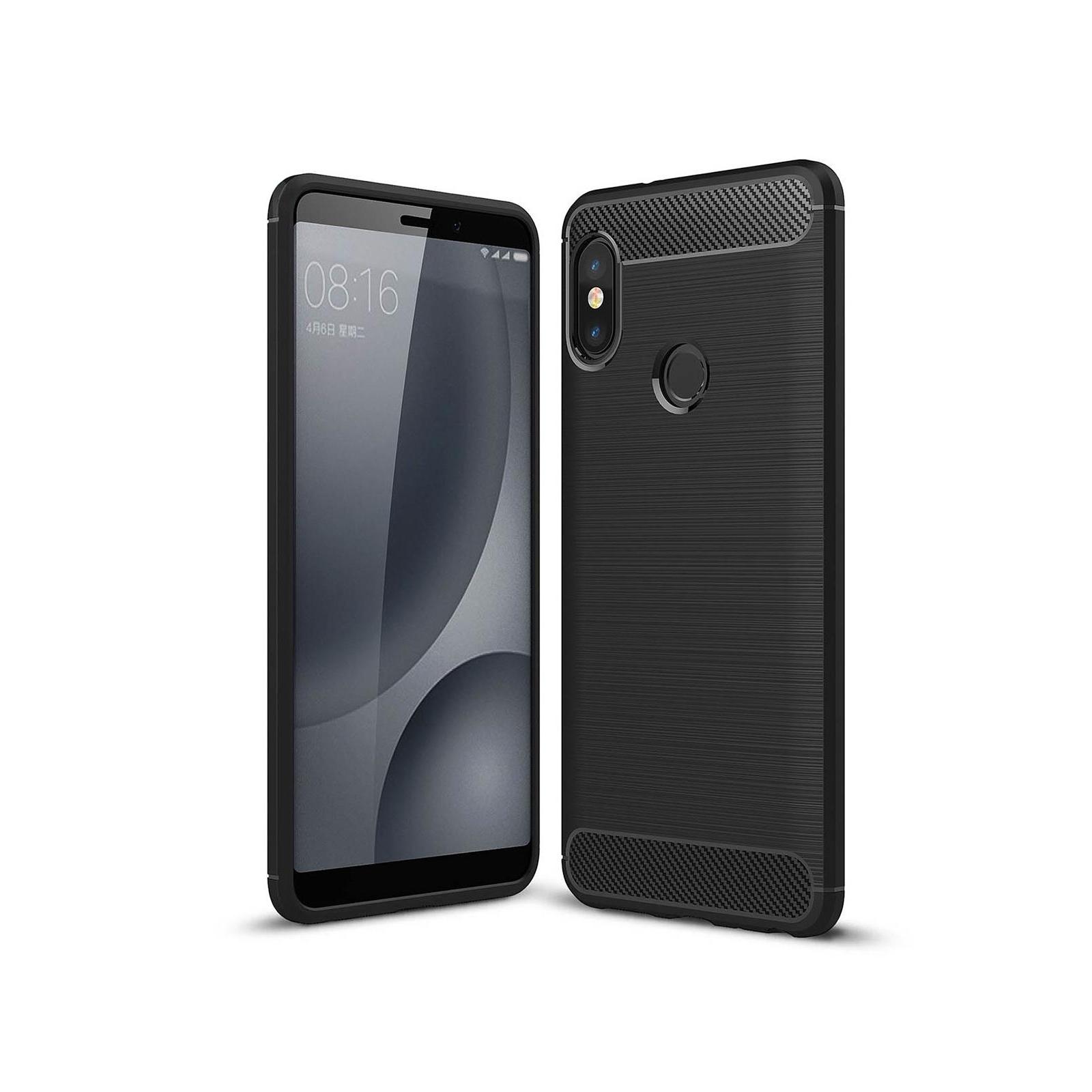 Чехол для моб. телефона Laudtec для XiaomiRedmi Note 5 Pro Carbon Fiber (Black) (LT-RN5PB) изображение 2