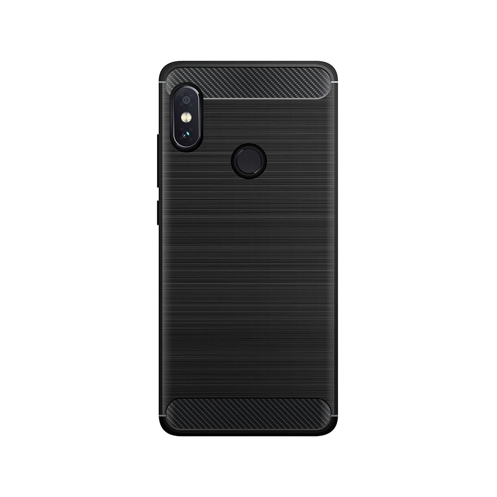 Чехол для моб. телефона Laudtec для XiaomiRedmi Note 5 Pro Carbon Fiber (Black) (LT-RN5PB) изображение 3