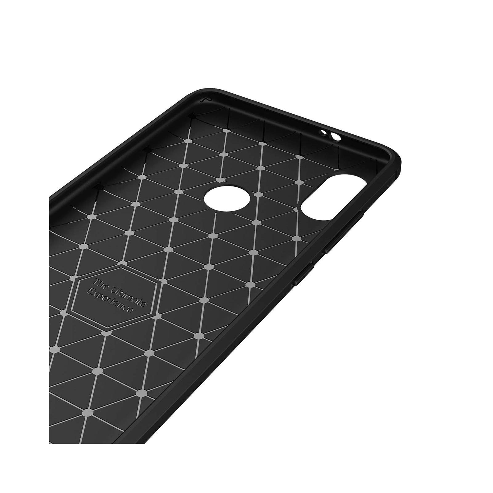 Чехол для моб. телефона Laudtec для XiaomiRedmi Note 5 Pro Carbon Fiber (Black) (LT-RN5PB) изображение 6