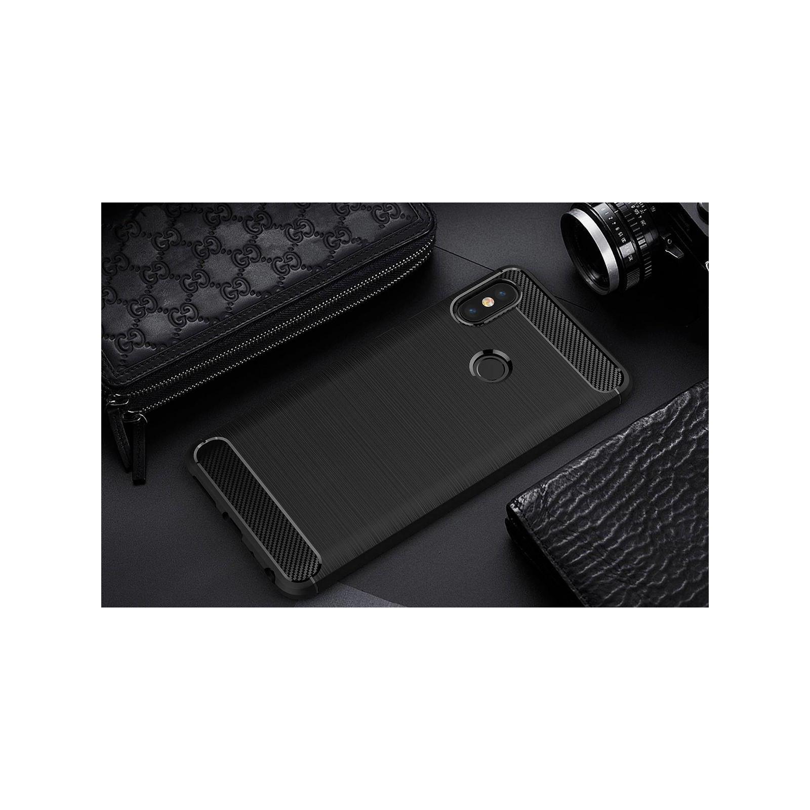 Чехол для моб. телефона Laudtec для XiaomiRedmi Note 5 Pro Carbon Fiber (Black) (LT-RN5PB) изображение 9