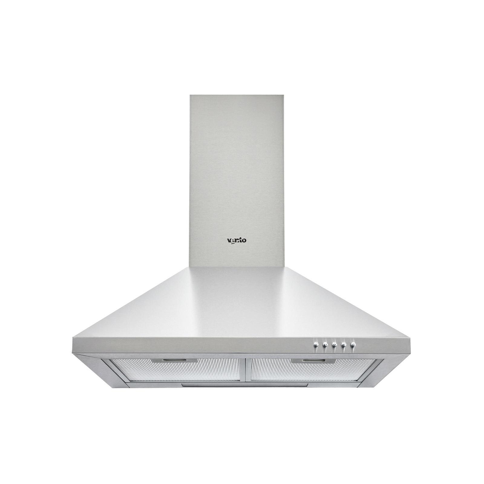 Вытяжка кухонная Ventolux MILANO 60 INOX (1000) PB изображение 2