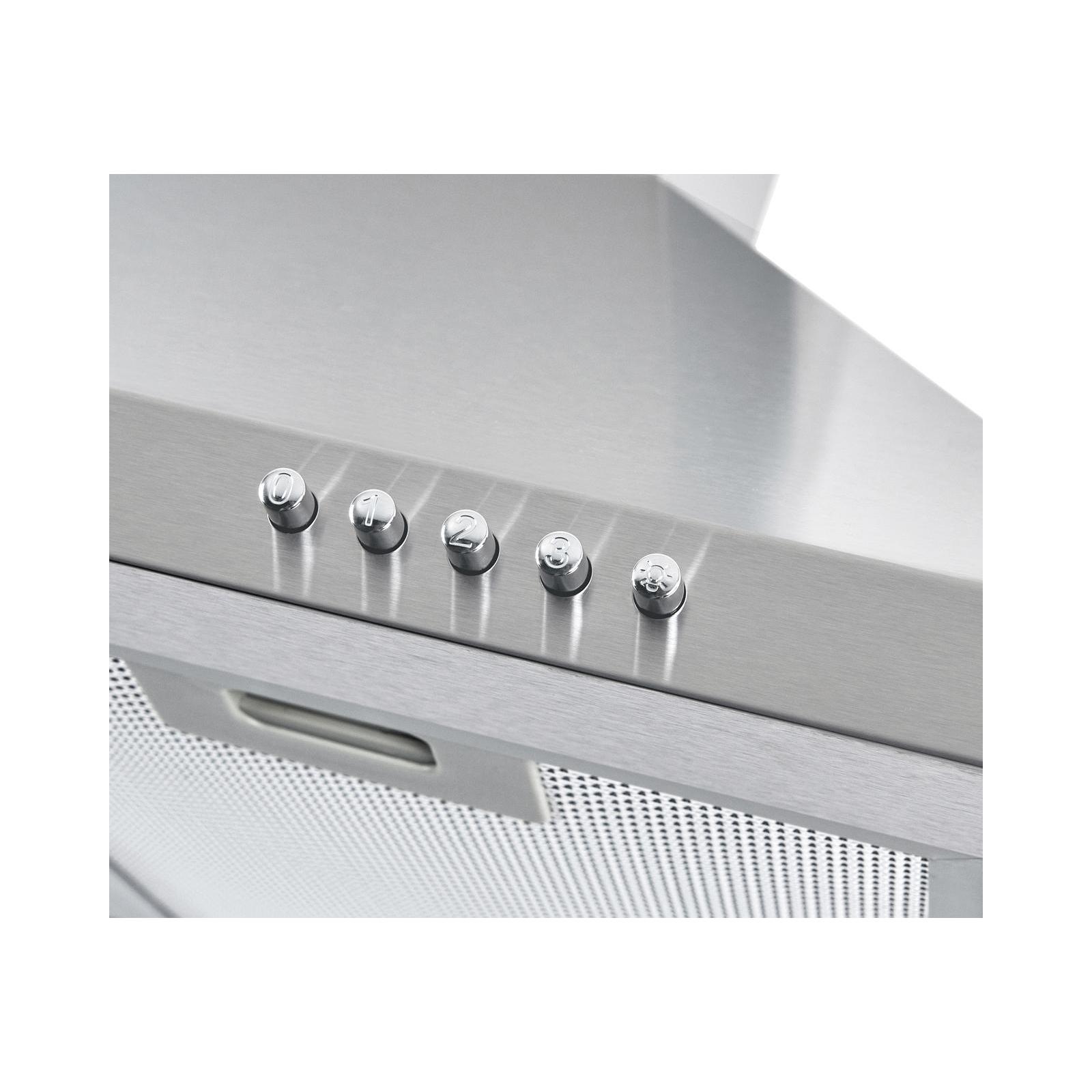 Вытяжка кухонная Ventolux MILANO 60 INOX (1000) PB изображение 5