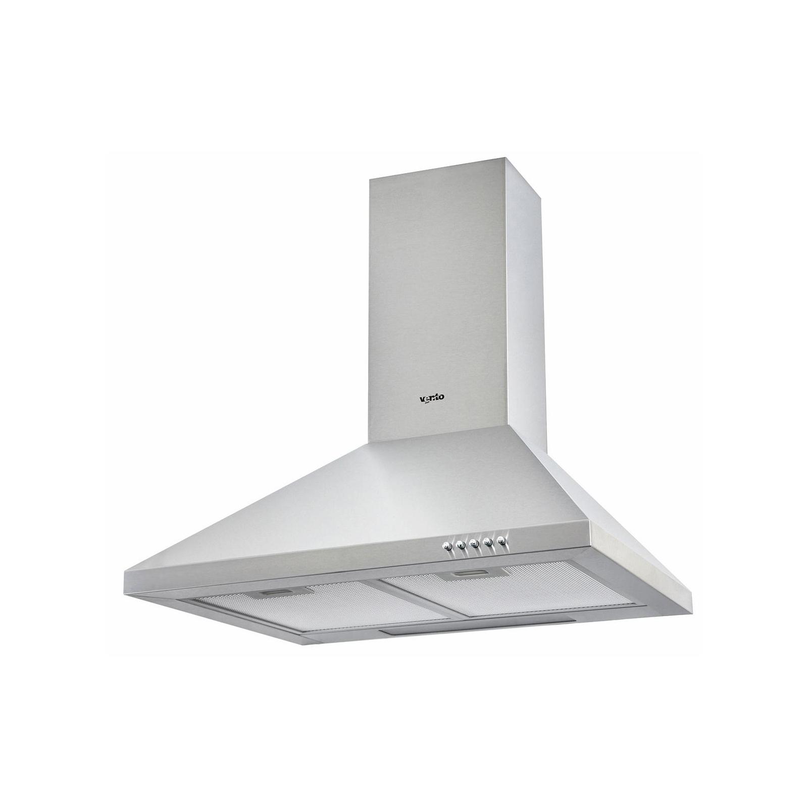 Вытяжка кухонная Ventolux MILANO 60 INOX (1000) PB