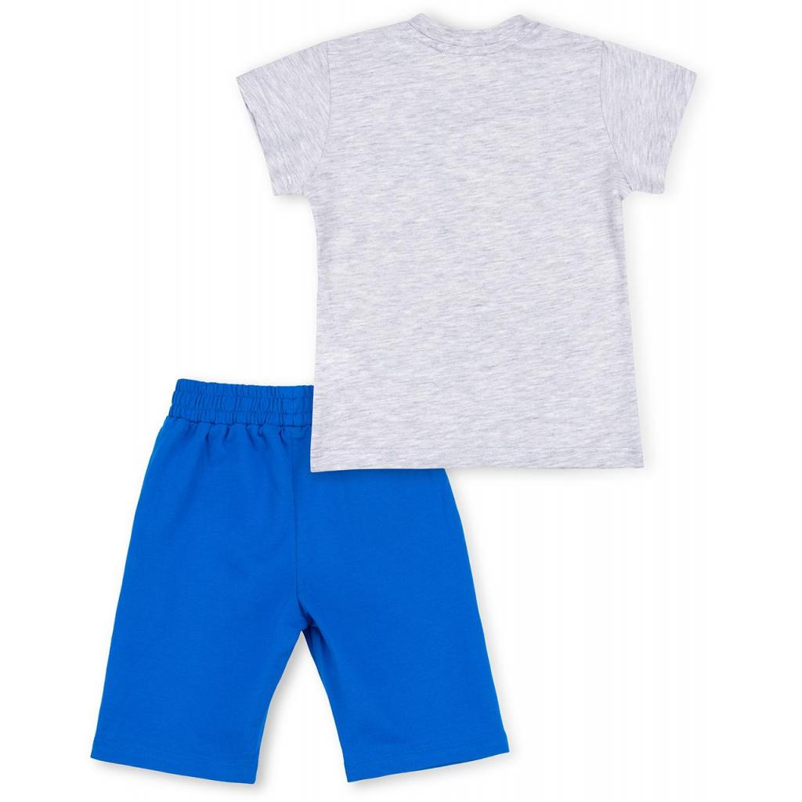 """Набор детской одежды Breeze """"No problem"""" (10256-104B-gray) изображение 4"""