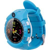 Смарт-часы Ergo GPS Tracker Color C010 Blue (GPSC010B)