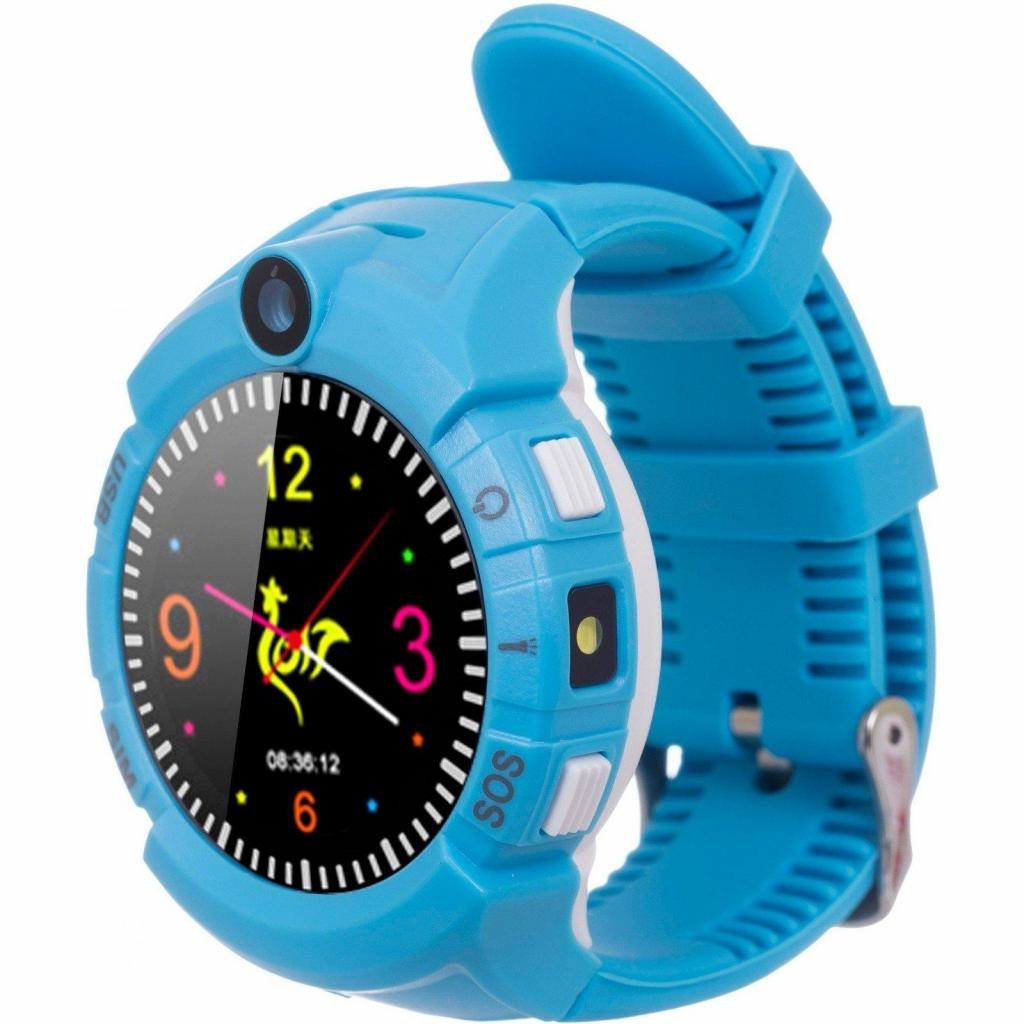 Смарт-годинник Ergo GPS Tracker Color C010 Blue (GPSC010B) ціни в ... a42efe253aa94