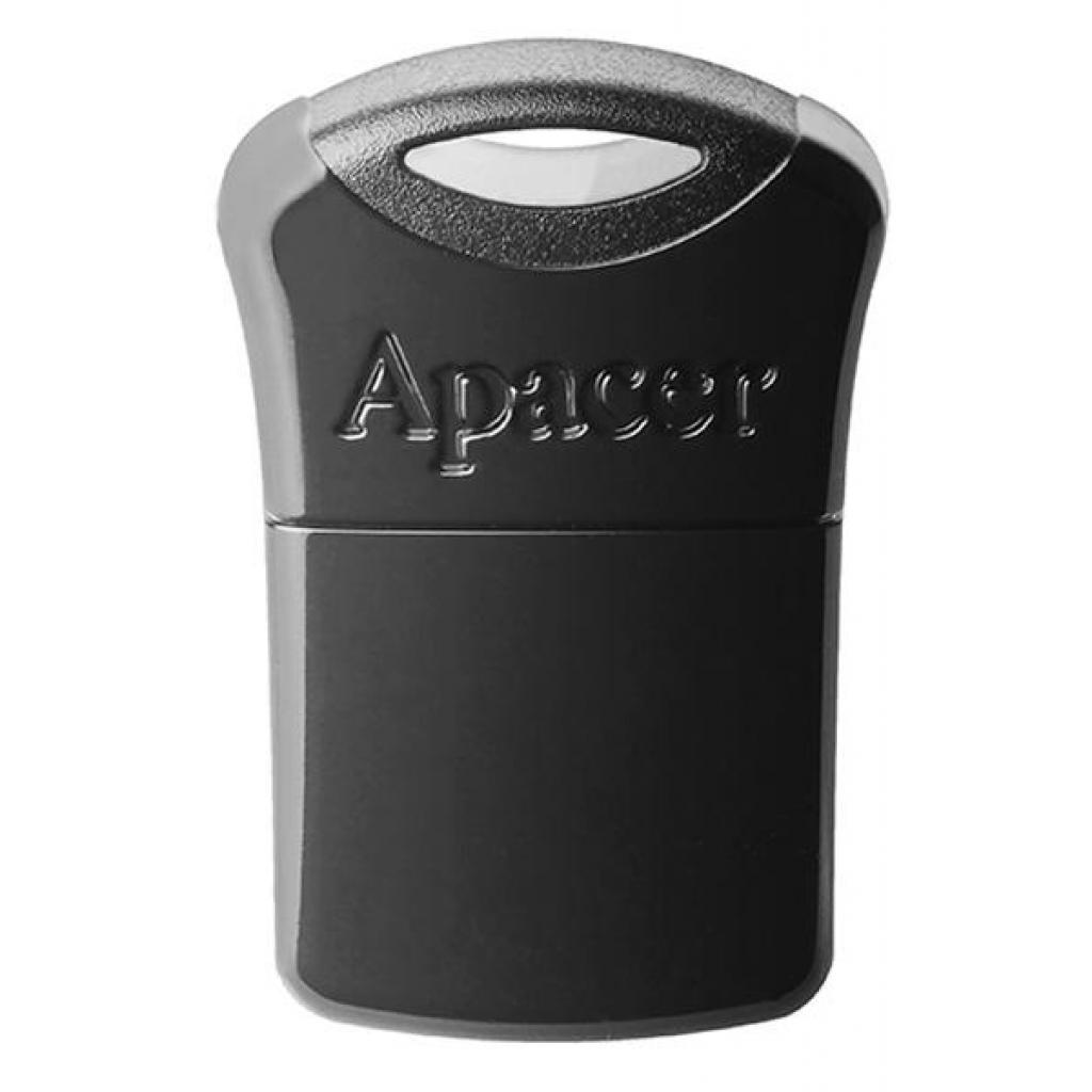 USB флеш накопитель Apacer 32GB AH116 Black USB 2.0 (AP32GAH116B-1) изображение 2