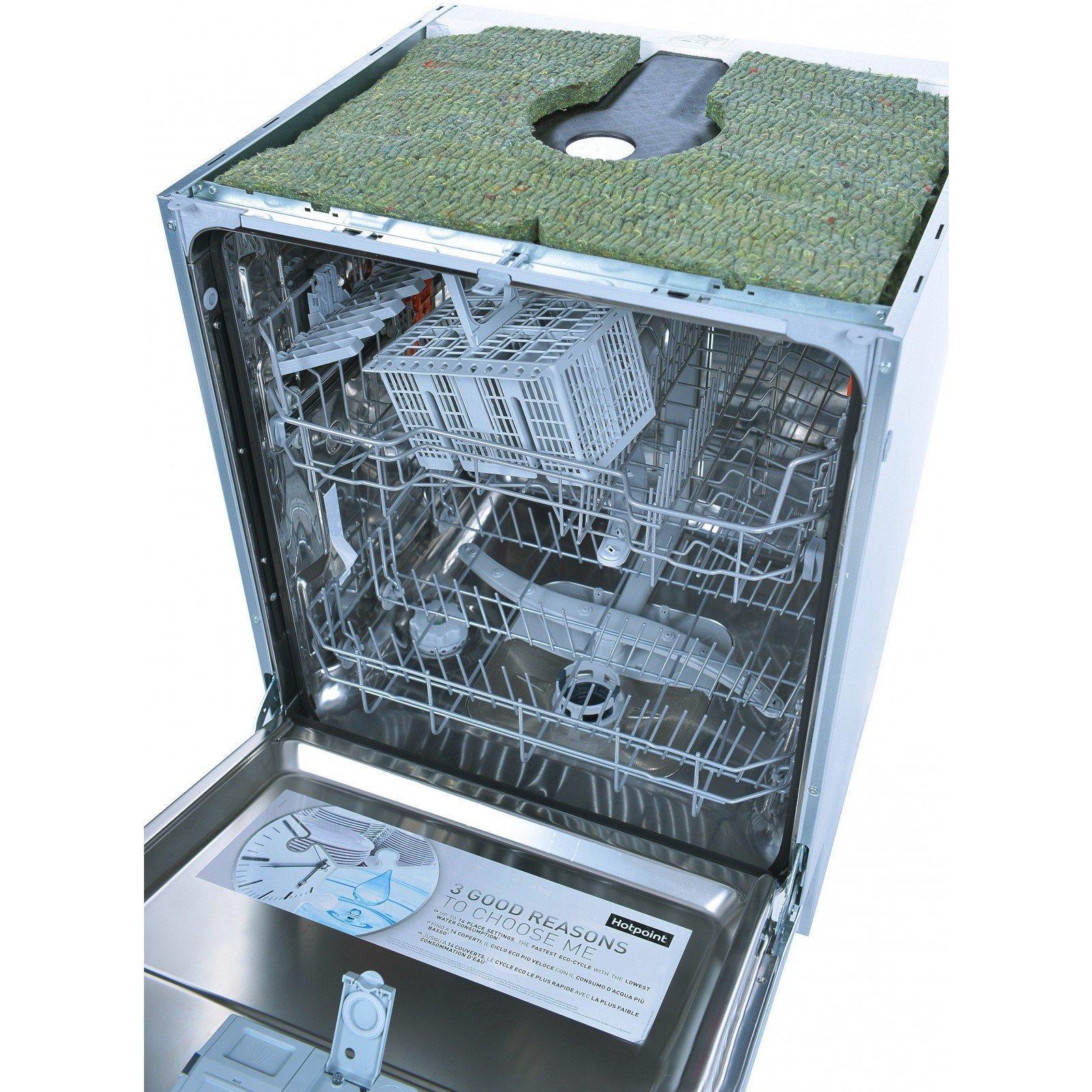 Посудомоечная машина Hotpoint-Ariston ELTB 4B019 EU изображение 2