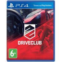 Игра SONY DriveClub [PS4, Russian version] Blu-ray диск (9422976)