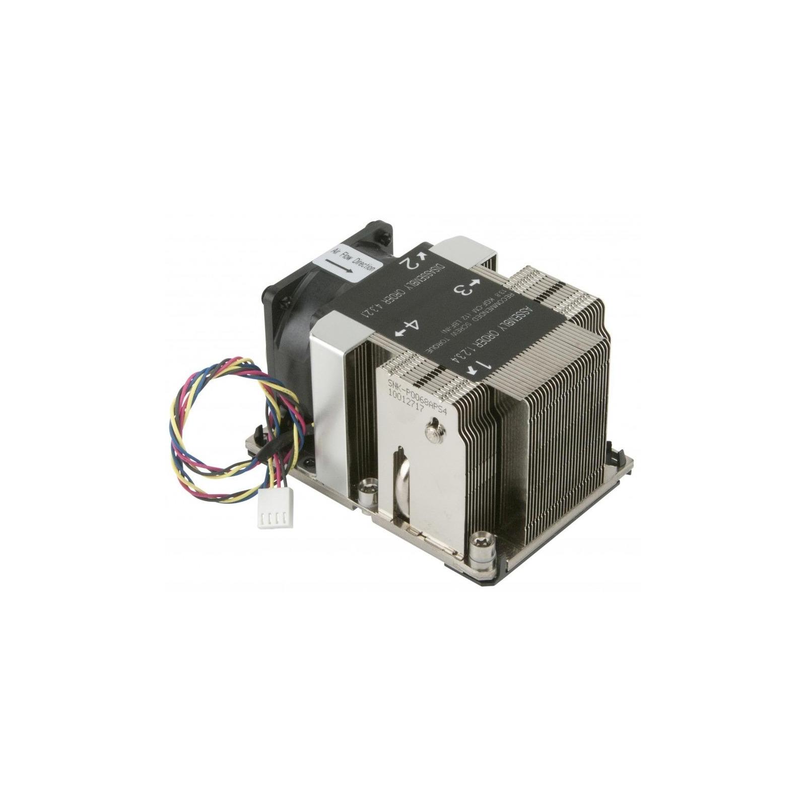 Кулер для процессора Supermicro SNK-P0068APS4 изображение 2