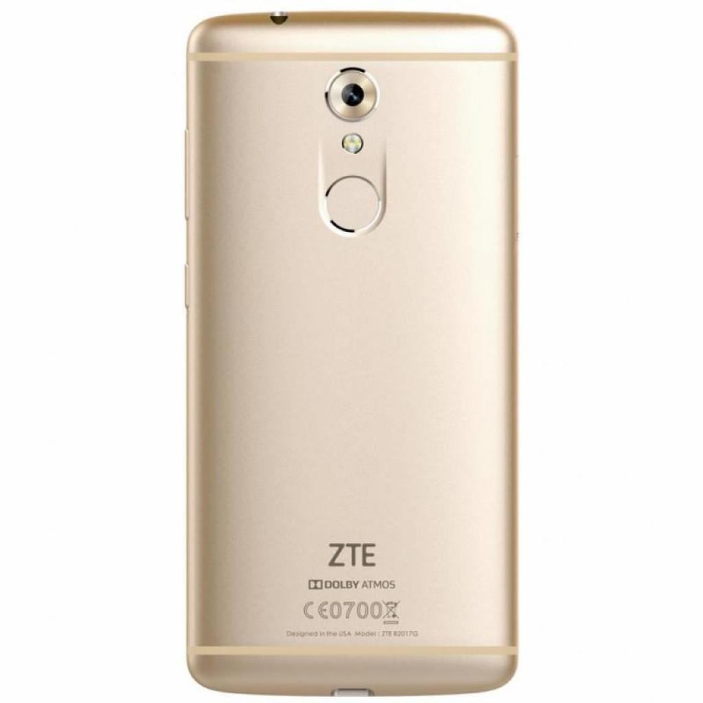 Мобильный телефон ZTE Axon 7 Gold изображение 2