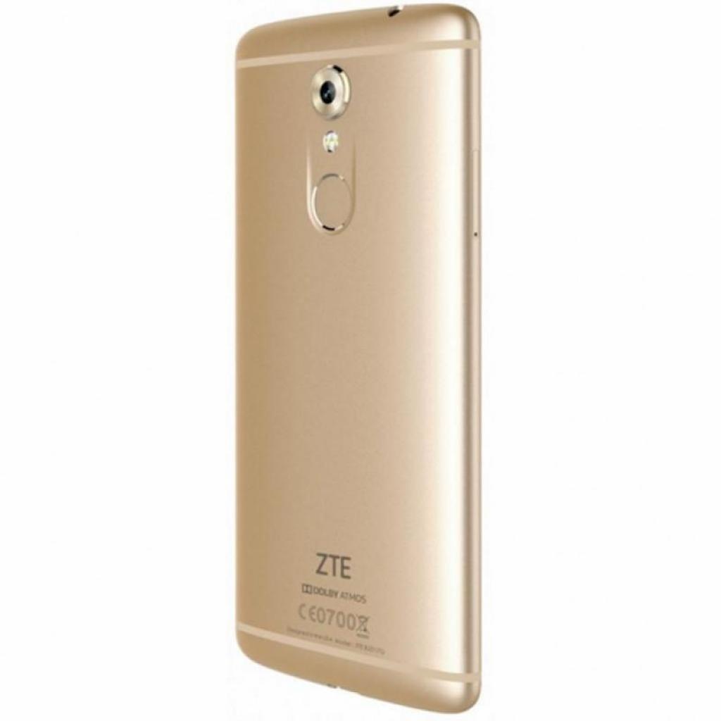 Мобильный телефон ZTE Axon 7 Gold изображение 7