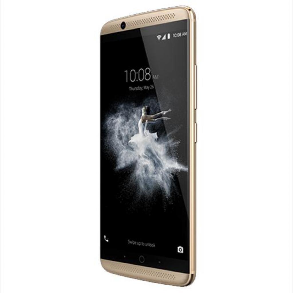 Мобильный телефон ZTE Axon 7 Gold изображение 8
