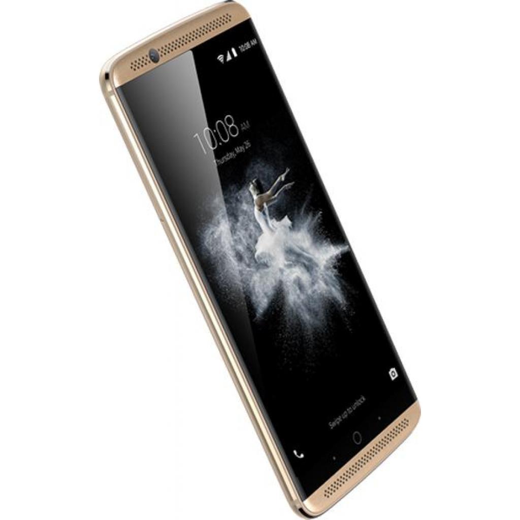 Мобильный телефон ZTE Axon 7 Gold изображение 9