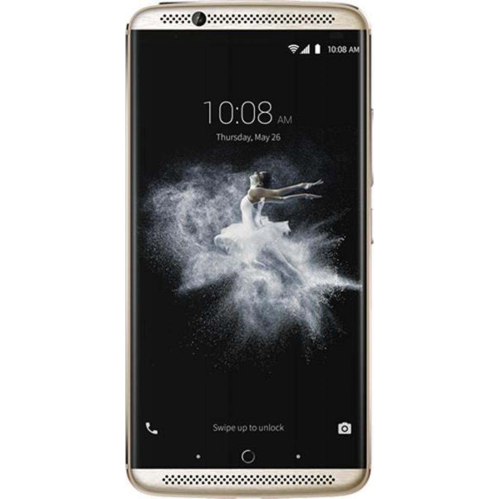 Мобильный телефон ZTE Axon 7 Gold