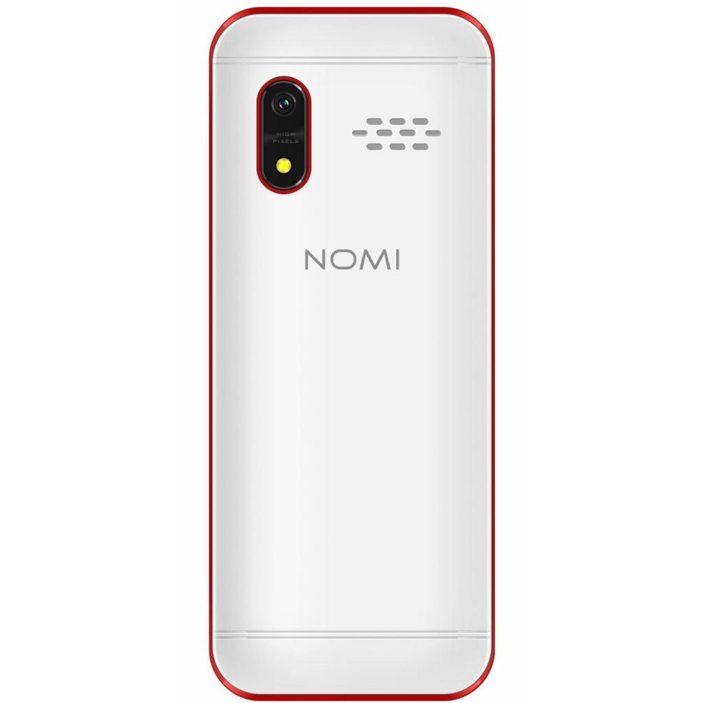 Мобильный телефон Nomi i186 White изображение 2