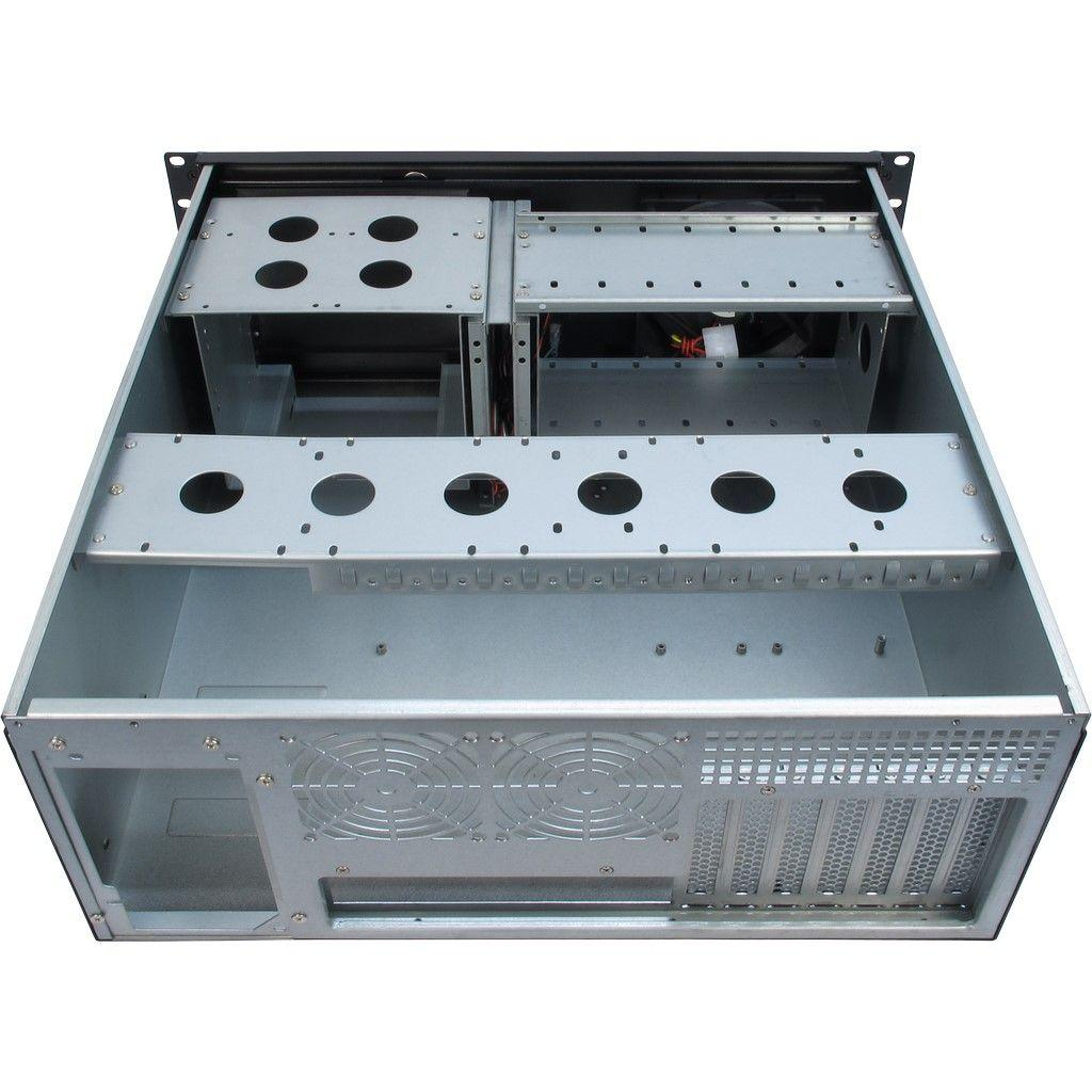 Корпус для сервера Inter-Tech 4U 4088-S (451109) изображение 4