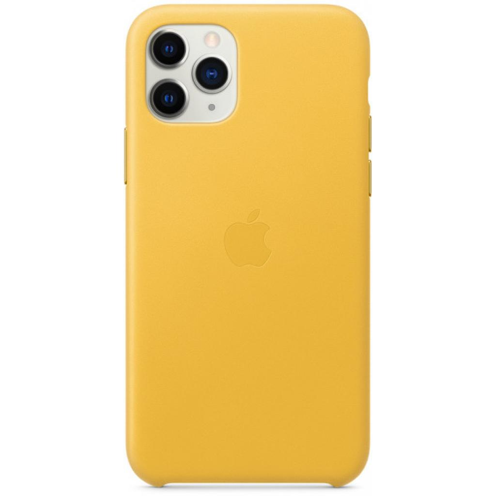 Чехол для моб. телефона Apple iPhone 11 Pro Leather Case - Midnight Blue (MWYG2ZM/A)
