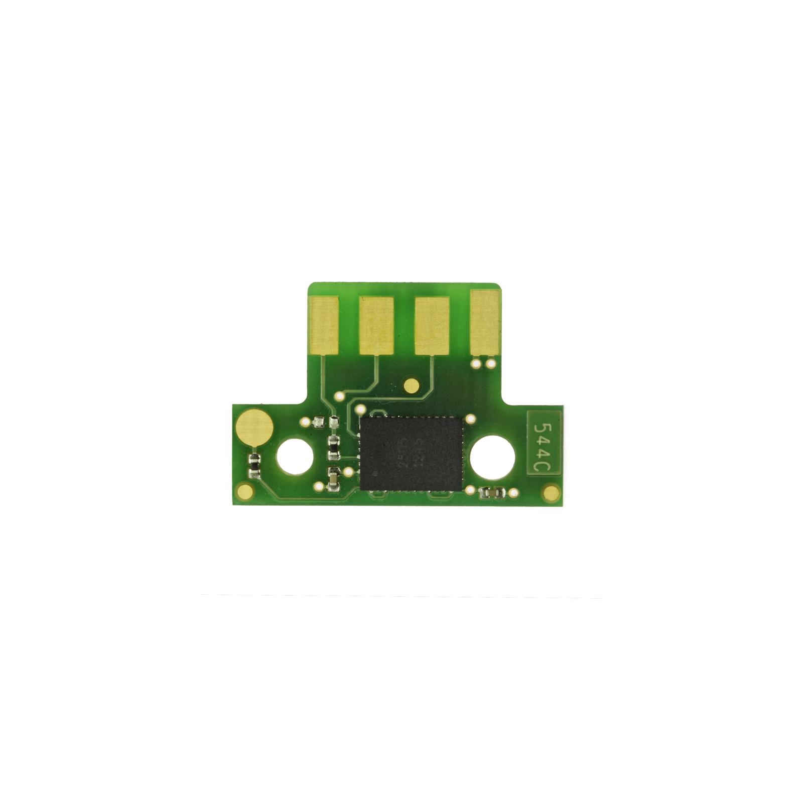 Чип для картриджа LexmarkC544/X544 (C544X1CG/C544X2CG) 4k cyan Static Control (LC544CHIP-C)