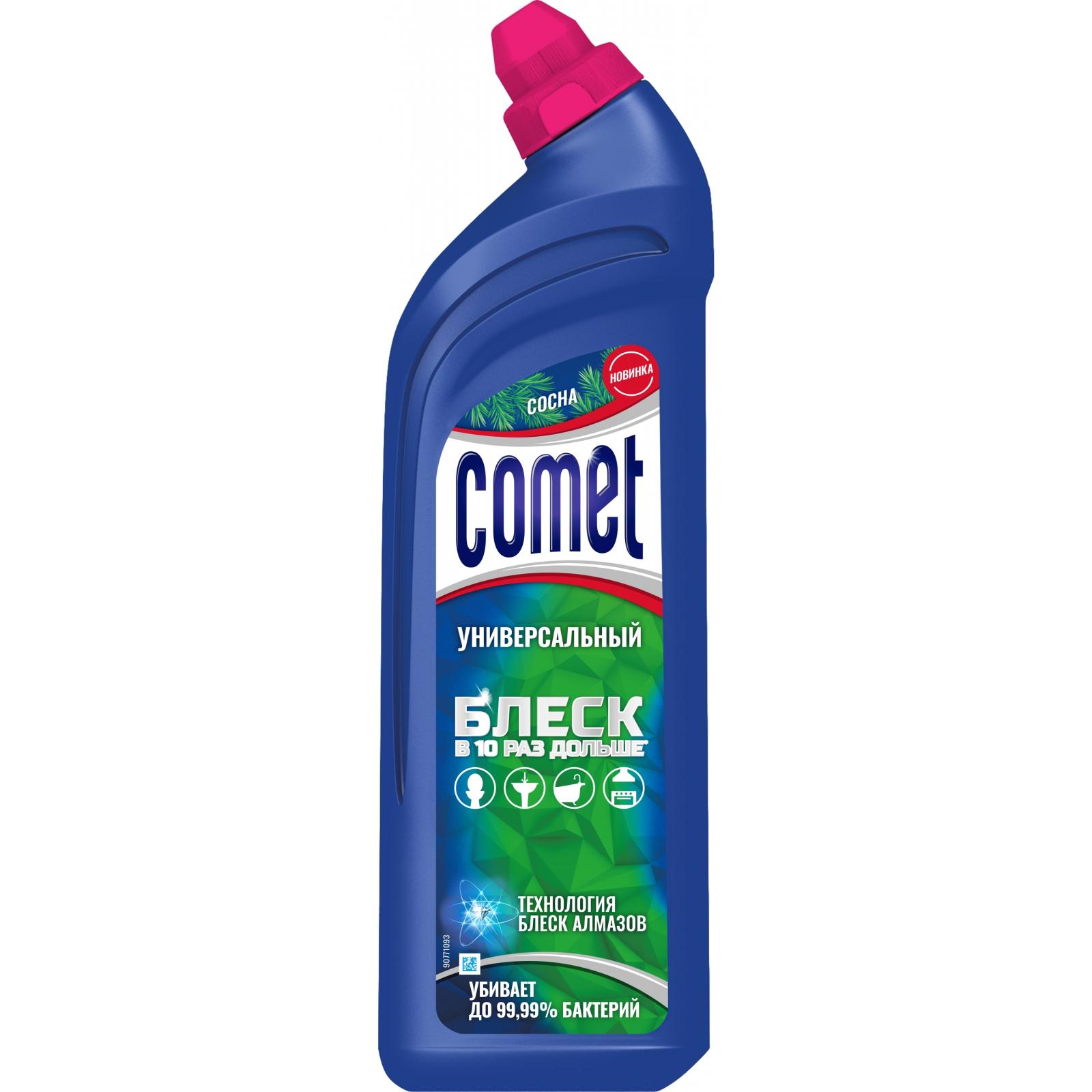 Чистящий гель Comet Сосна 850мл (8001480703575)