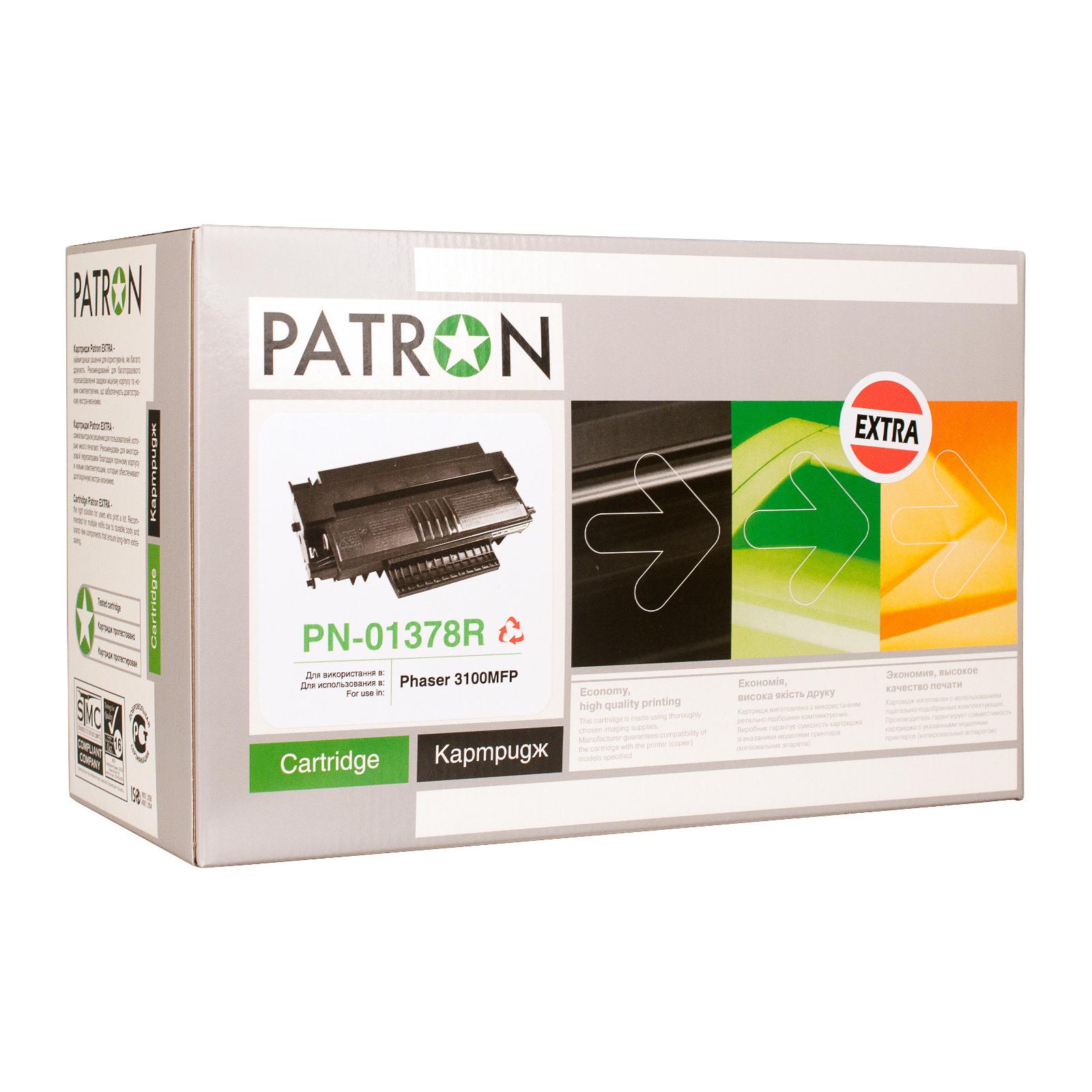 Картридж PATRON XEROX Ph 3100 Extra (PN-01378R) 106R01378 (CT-XER-106R01378-PNR)