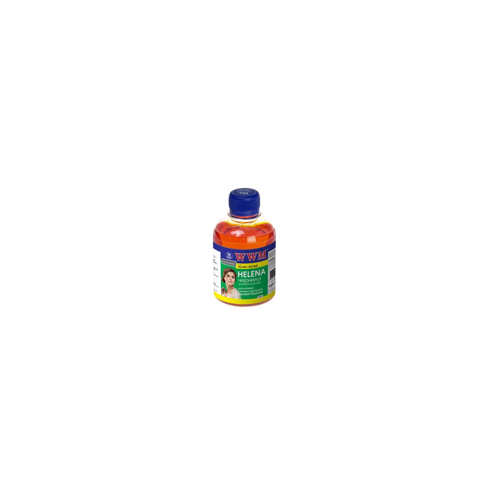 Чернила WWM HP UNIVERSAL HELENA Yellow (HU/Y)