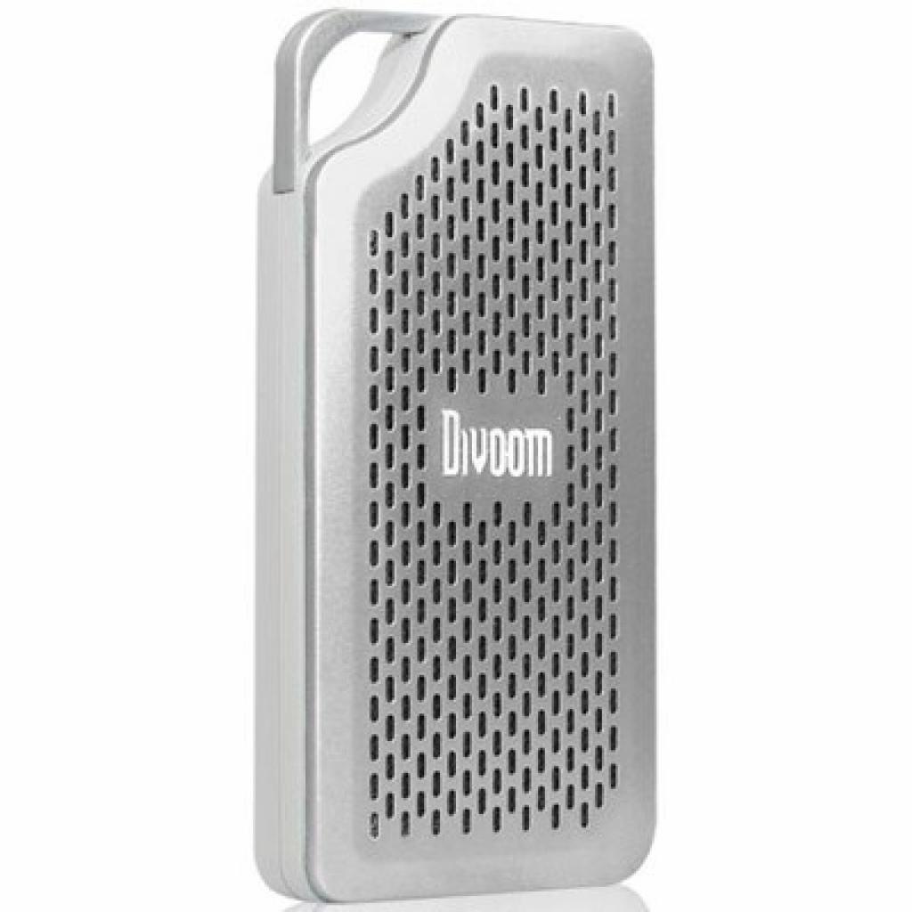 Акустическая система iTour-30 Divoom (iTour-30 Jack, silver)