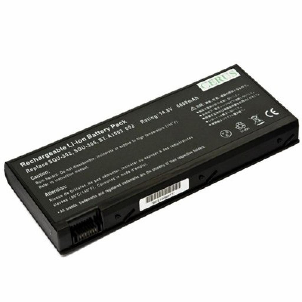 Аккумулятор для ноутбука Acer Aspire 1350 Cerus (10085)