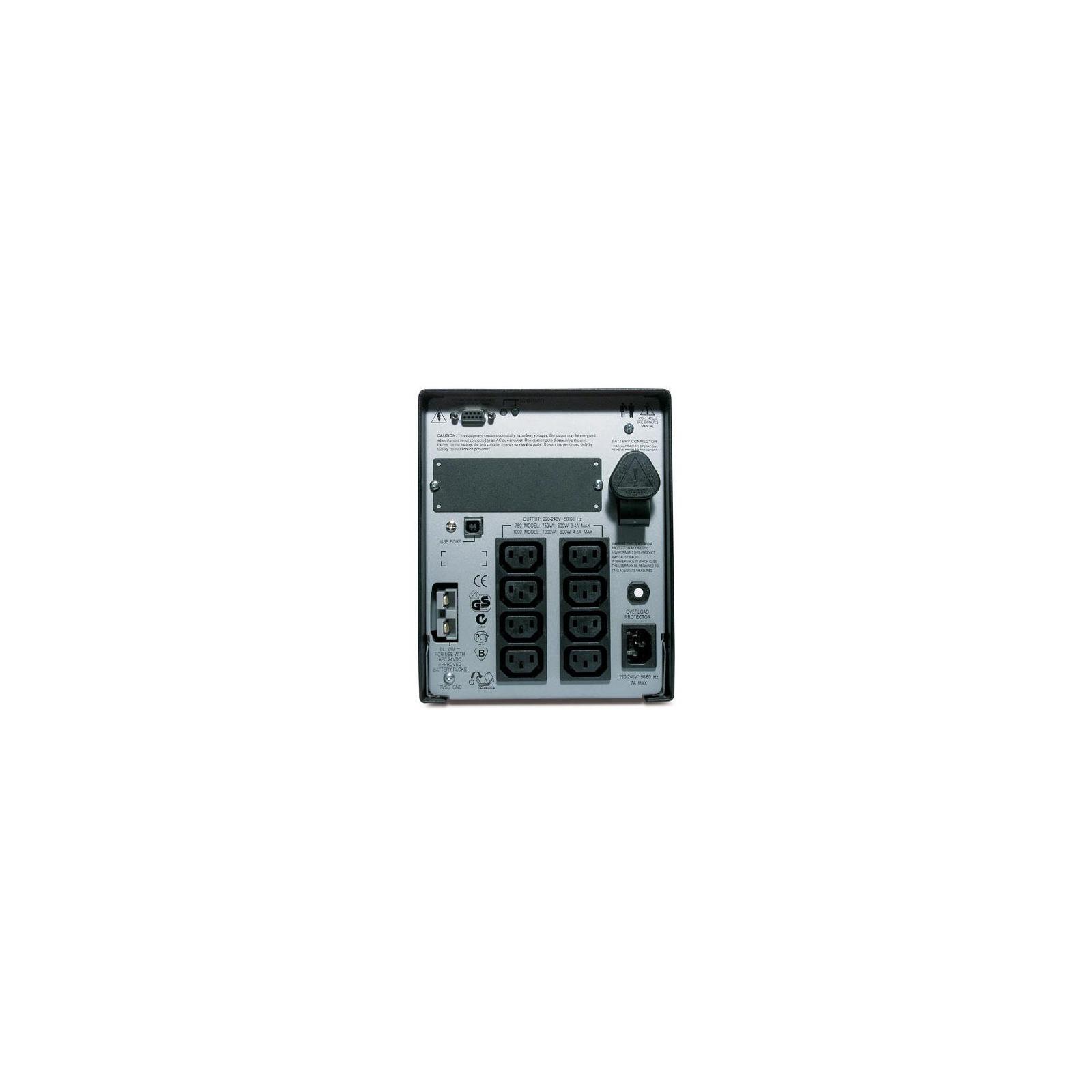 Батарея к ИБП для SUA750XLI/ SUA1000XLI, 24V APC (SUA24XLBP) изображение 3