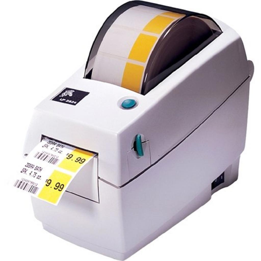Принтер этикеток Zebra LP2824 Plus (282P-201120-000) изображение 2
