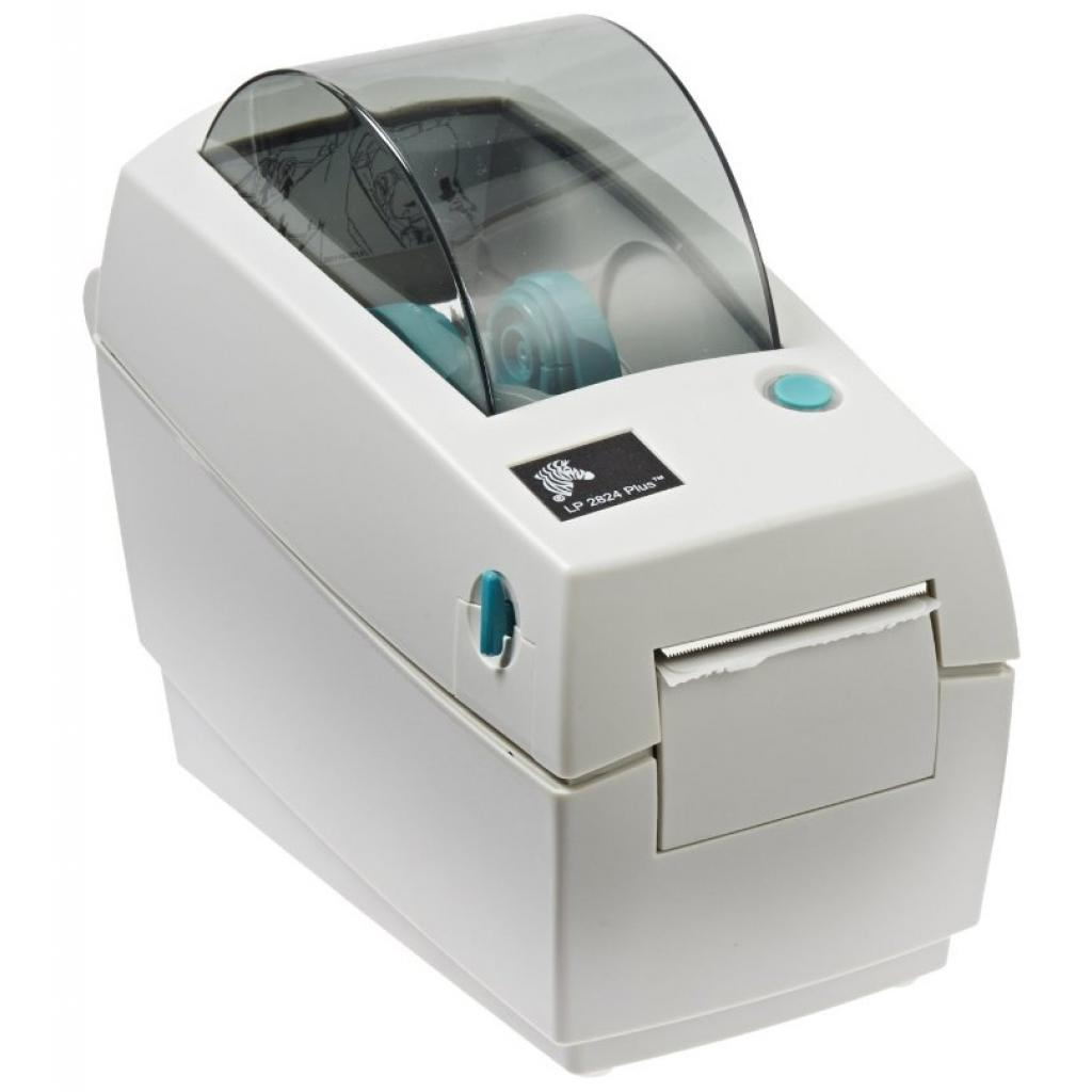Принтер этикеток Zebra LP2824 Plus (282P-201120-000)