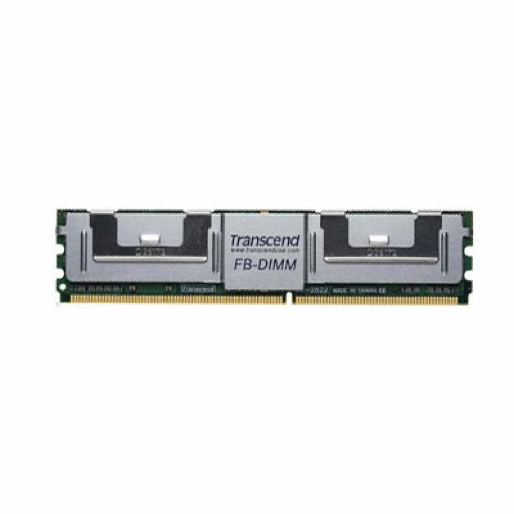 Модуль памяти для сервера DDR2 2048Mb Transcend (TS256MFB72V8U-T)