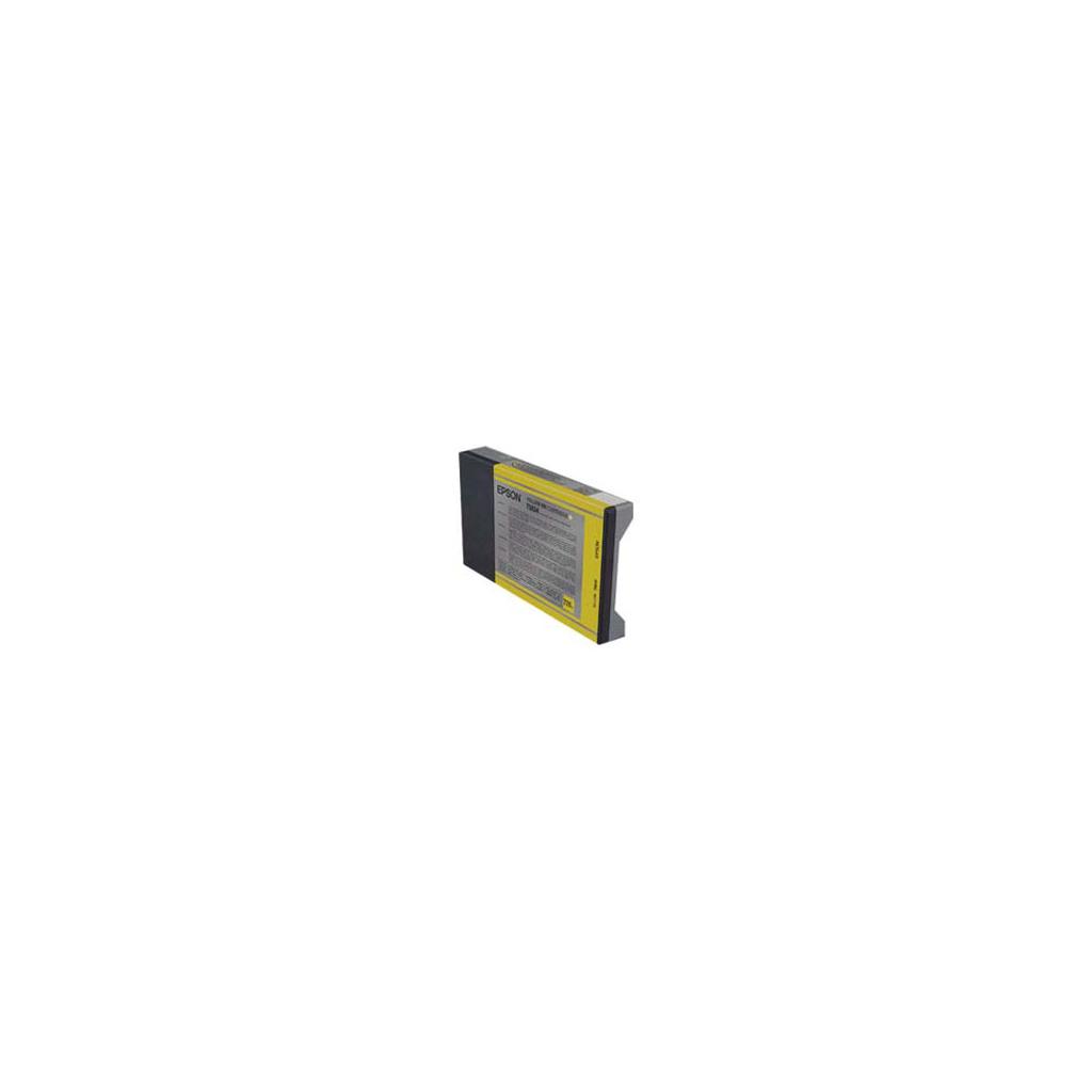 Картридж EPSON St Pro 7800/7880/9800 yellow (C13T603400)